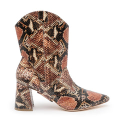 Snake Print Personalized Womens Boot Straps | Alterre Create Your Own Shoe - Sustainable Footwear Brand & Ethical Shoe Company