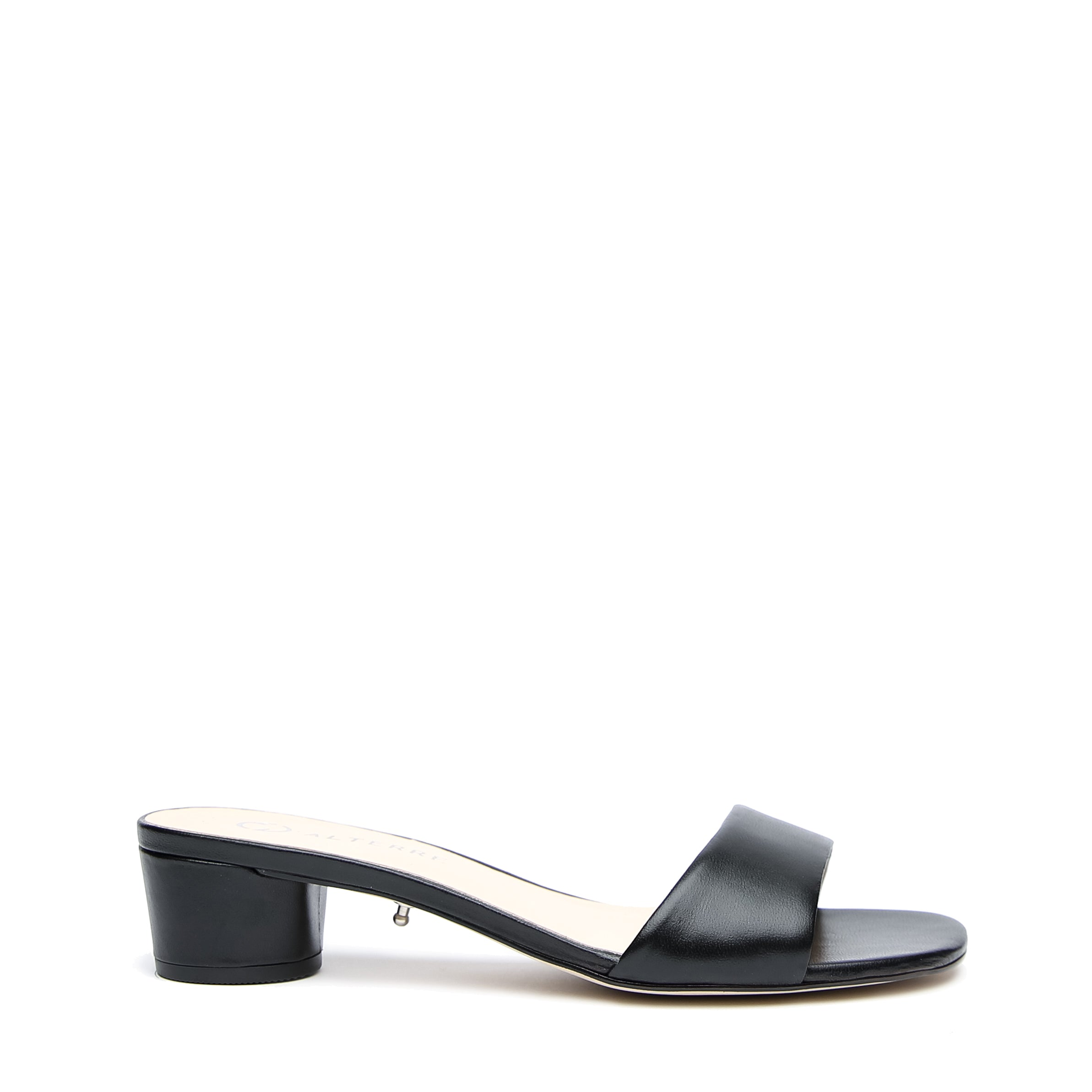 Black Customized Sandals | Alterre Interchangeable Sandals - Sustainable Shoes & Ethical Footwear