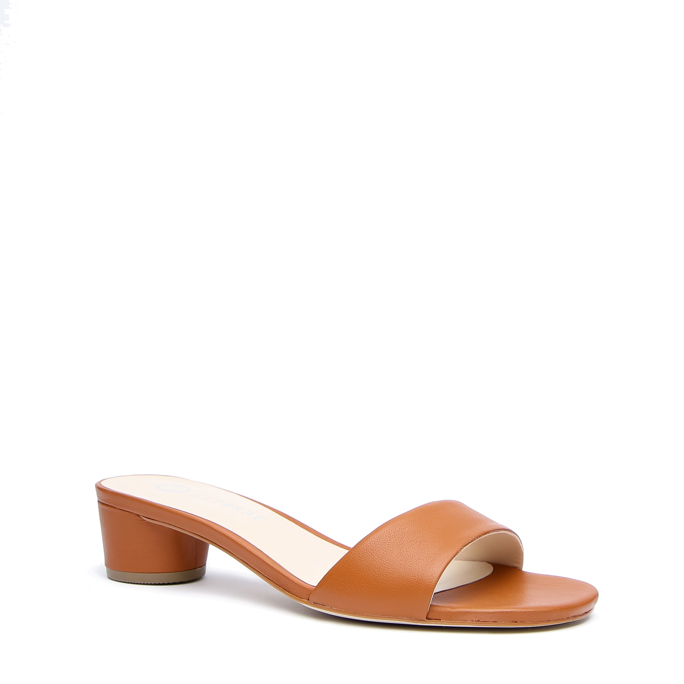 Brown Custom Sandals | Alterre Make A Shoe - Sustainable Footwear & Ethical Shoes