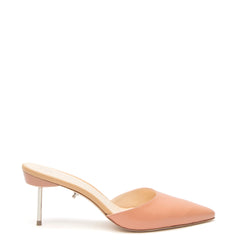Blush Stiletto Customized Shoe Bases | Alterre Interchangeable Shoes - Sustainable Footwear & Ethical Shoes