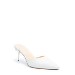 White Stiletto Custom Shoe Bases | Alterre Make A Shoe - Sustainable Shoes & Ethical Footwear