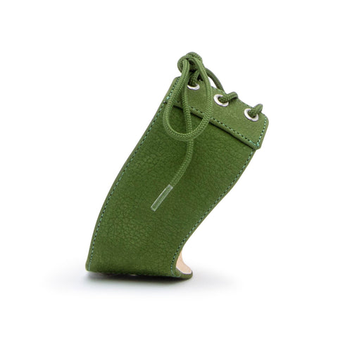 Tilda in Moss Customized Shoe Straps | Alterre Interchangeable Shoes - Sustainable Footwear & Ethical Shoes