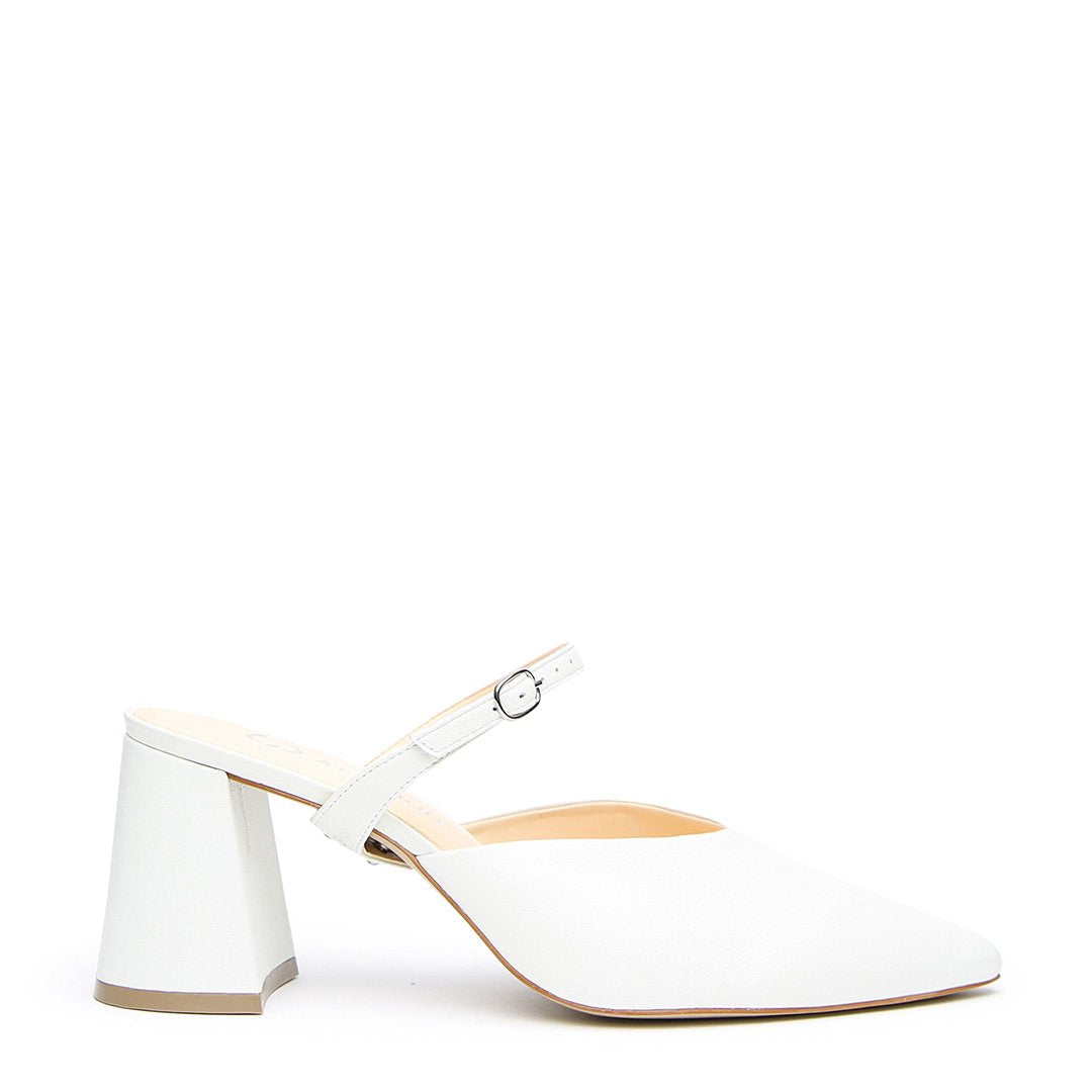 White Twiggy Strap | Detachable Strap - Alterre - Sustainable Shoes & Interchangeable Footwear