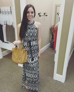 #OOTD: Taking it to the Maxidress
