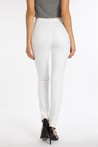 Leslie Kancan 5 Button High Waist Jean