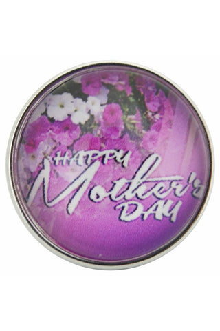 Mother's Day Purple Snap - Trendz Snap Jewelry