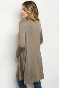 Lightweight Long Cardigan 2 Colors