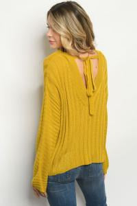 Musard Tie Back Sweater