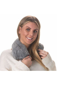 Gray Warmies Neck Wrap