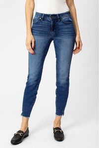 Shelly Kancan Skinny Crop Jean
