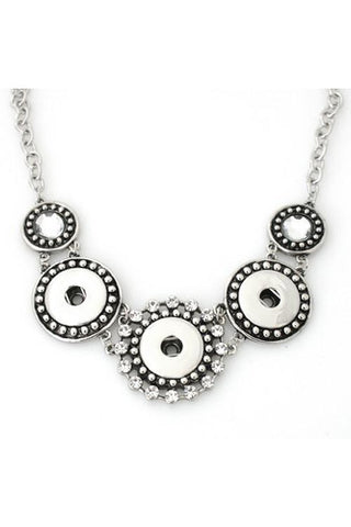 Fancy This Statement Necklace - Trendz Snap Jewelry