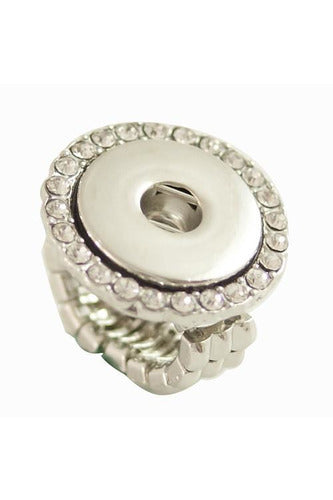Keep It Classy Stretch Ring - Trendz Snap Jewelry