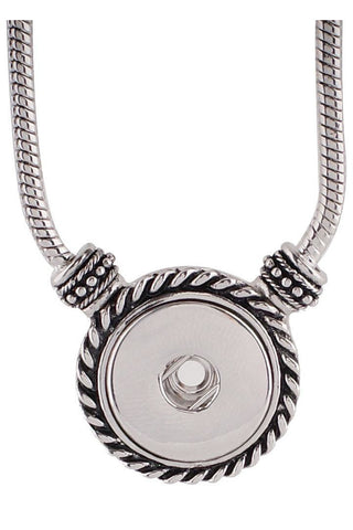 Necklace Pendant - Trendz Snap Jewelry