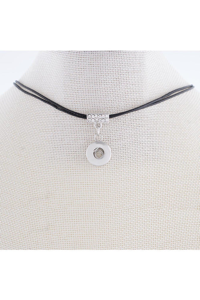 Petite Choker Necklace - Trendz Snap Jewelry