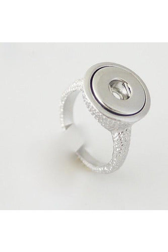 Petite Let's Start With Hello Ring - Trendz Snap Jewelry
