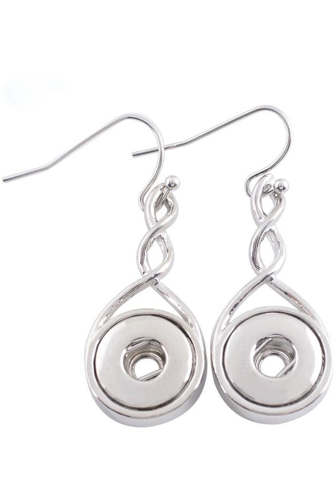 Petite Forever Serenity Earrings - Trendz Snap Jewelry