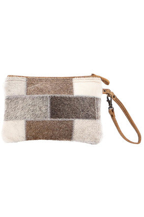 Mary Cowhide Leather Bag