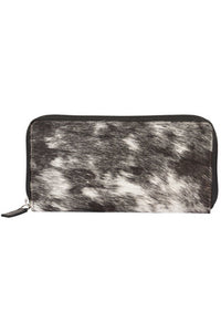 Leather & Cowhide Wallet