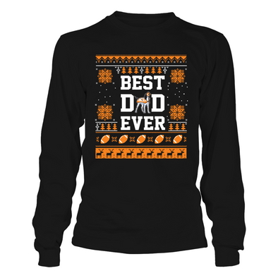 Tennessee Volunteers - Best Ever Ugly Sweater - T-Shirt - Officially Licensed