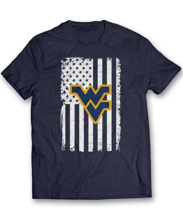 Show Your Pride - West Virginia Mountaineers
