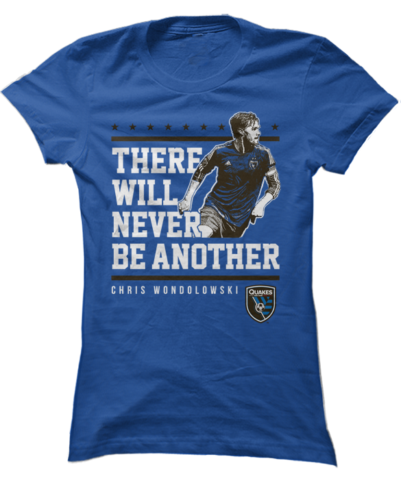 There Will Never Be Another - Chris Wondolowski