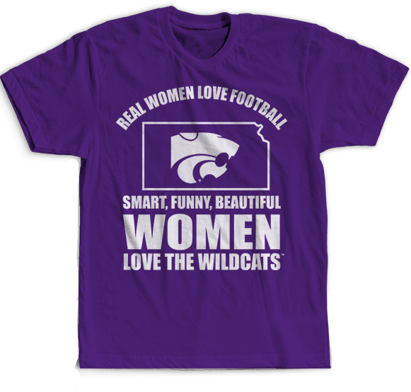 Real Women - Kansas State Wildcats