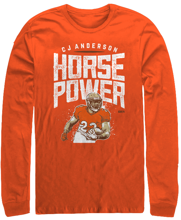 Horse Power - CJ Anderson