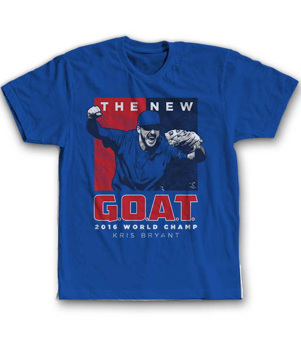 The New G.O.A.T - Kris Bryant