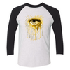 Wyoming Cowboys - Wyoming Cowboys eye - T-Shirt - Officially Licensed Apparel