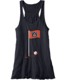 Golf Flag State Outline - Auburn Tigers