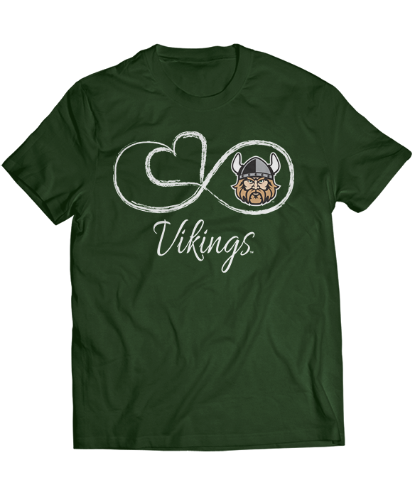 Infinite Heart - Cleveland State Vikings