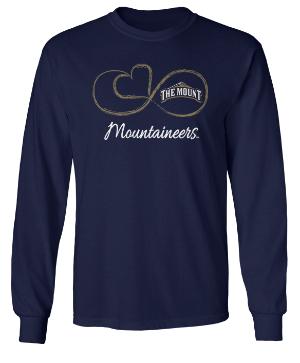 Infinite Heart - Mount St. Mary's Mountaineers