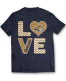 Stacked Love - Montana State Bobcats