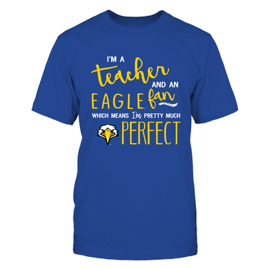 Morehead State Eagles - Perfect Teacher - T-Shirt - Officially Licensed Apparel