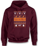 Tech The Halls (Ugly Christmas Sweater) - Virginia Tech Hokies