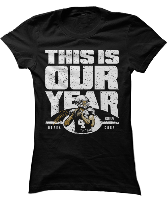 This Is Our Year - Derek Carr