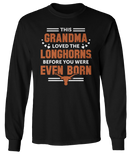 This Grandma Loved Them Before You Were Even Born - Texas Longhorns