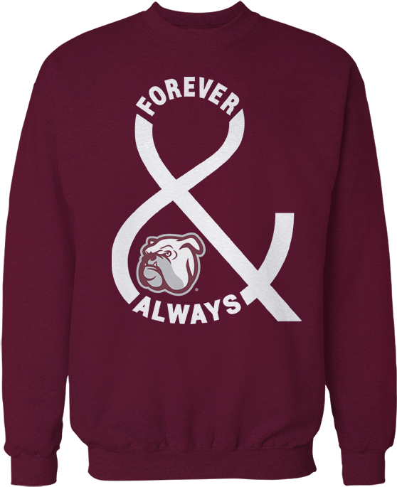 Forever & Always - Mississippi State Bulldogs