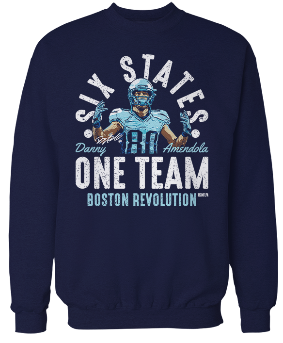 Six States One Team - Danny Amendola