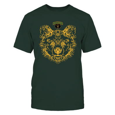 Baylor Bears - Floral Bear - T-Shirt - Officially Licensed Sports Apparel