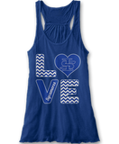 Stacked Love - Indiana State Sycamores