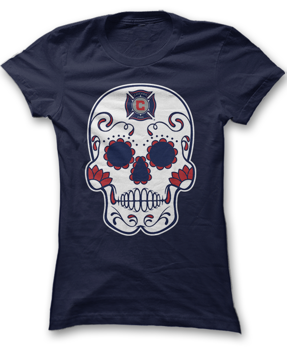 Sugar Skull - Chicago Fire