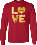Stacked Love - Iowa State Cyclones