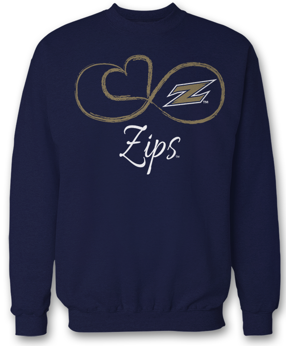 Infinite Heart - Akron Zips