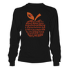 Oregon State Beavers - Fight Song Inside Apple - Next Level Women's Junior Fit Premium T-Shirt - Official