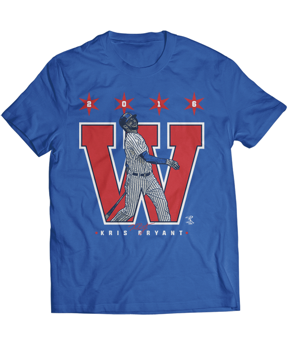 Fly The W - Kris Bryant