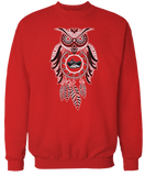 Sugar Skull Owl - UNLV Rebels