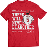 Never Be Another - Johnny Bench