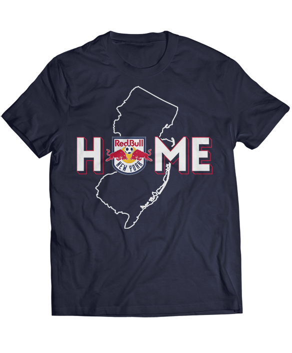 Home (New Jersey) - New York Red Bulls