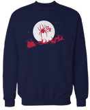 Santa Sleigh - Richmond Spiders